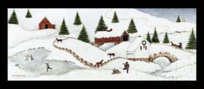 Christmas Valley Bridge