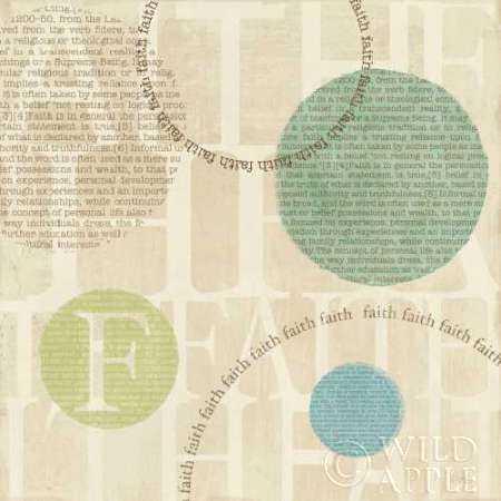 Circle of Words - Faith