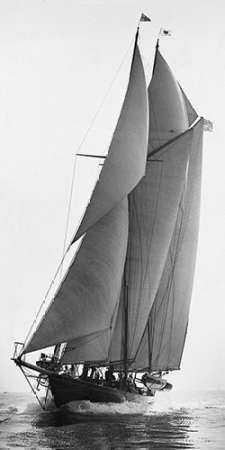 Cleopatras Barge 1922