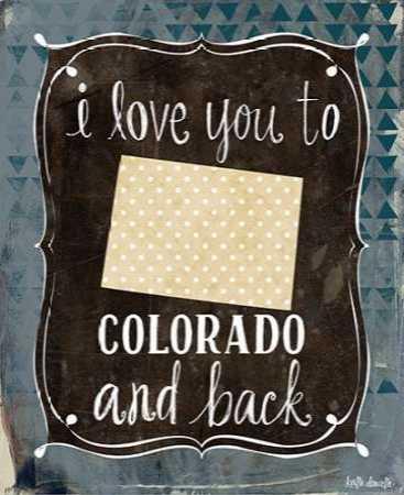 Colorado and Back