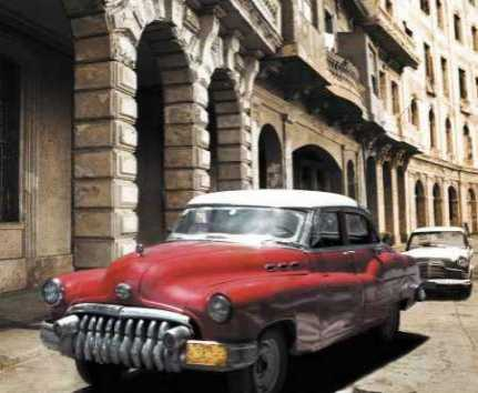 Cuban Cars I
