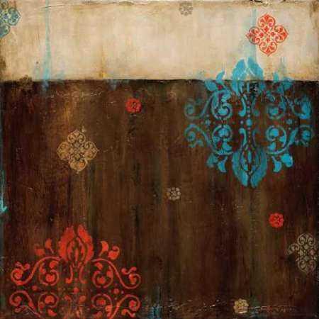 Damask Patterns II