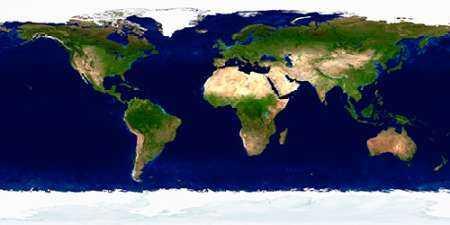 Earth in Daylight
