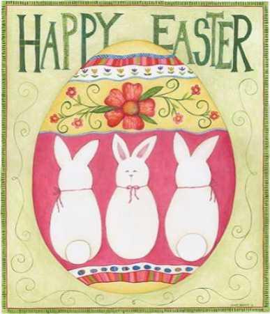 Easter Happy II