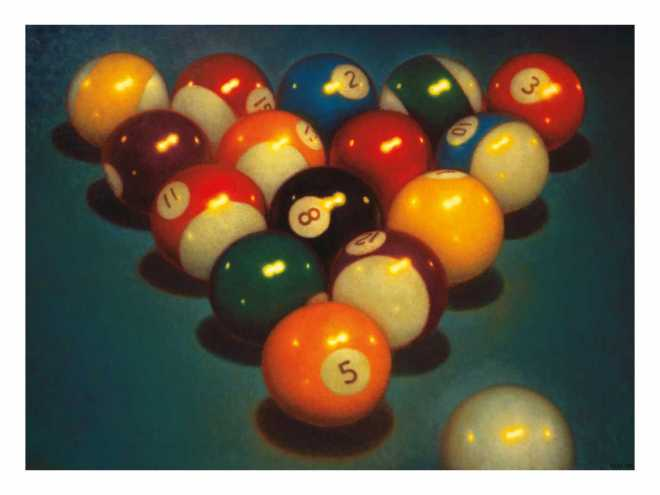 Eight Ball II