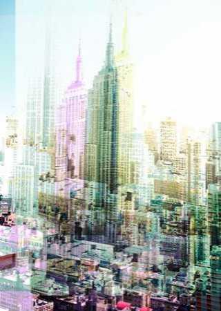 Empire State Building Multiexposure I