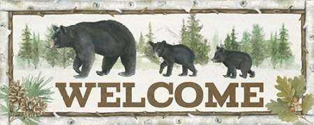 Family Cabin Welcome