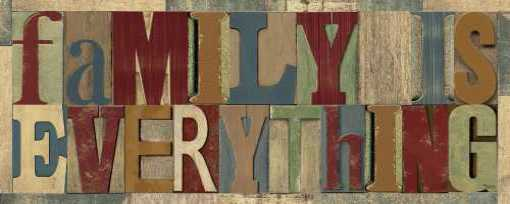Family Printer Block Panel III