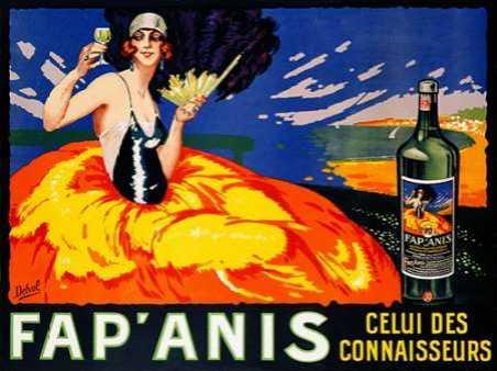 Fap Anis ca. 1920-1930