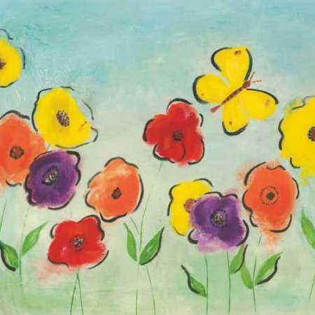 Flowering Garden I