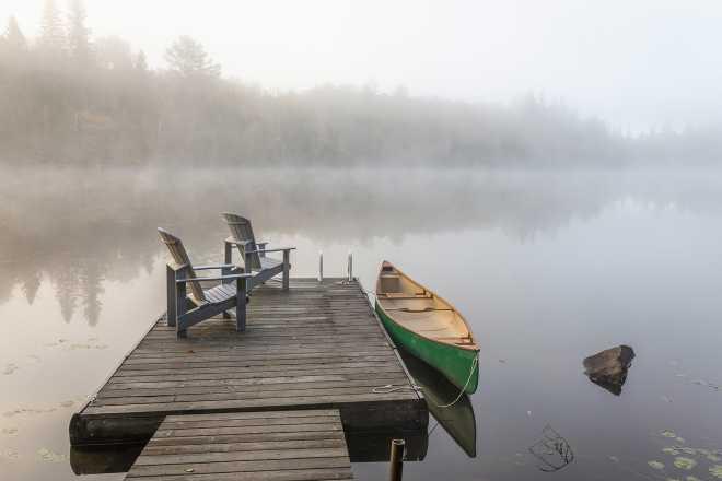 Foggy Rest