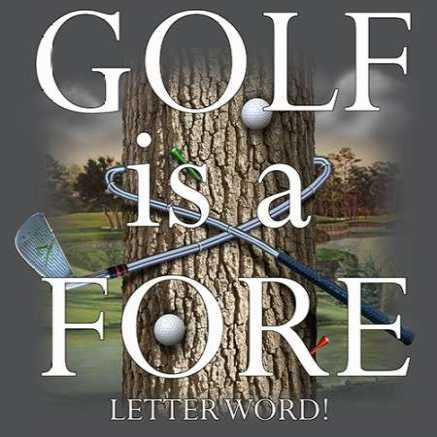Fore Letter Golf