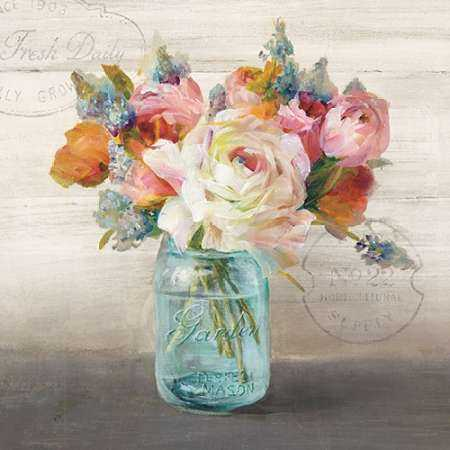 French Cottage Bouquet II