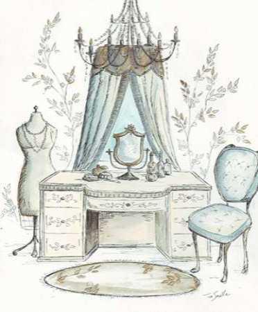 French Dressing Room I