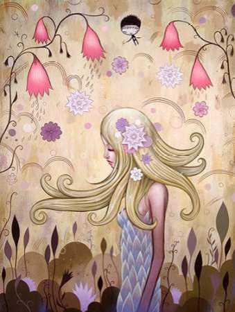 Garden of Sleeping Flowers II