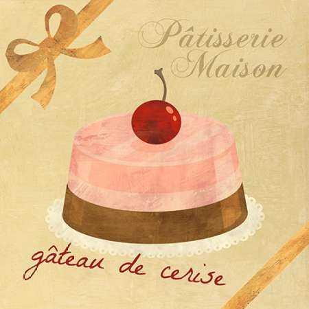 Gâteau de cerise