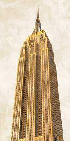 Gilded Skyscraper II