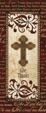GIVE THANKS PANEL