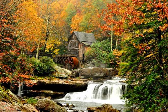 Glades Grist Mill