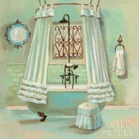 Glass Tile Bath II
