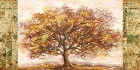 Golden Tree Panel