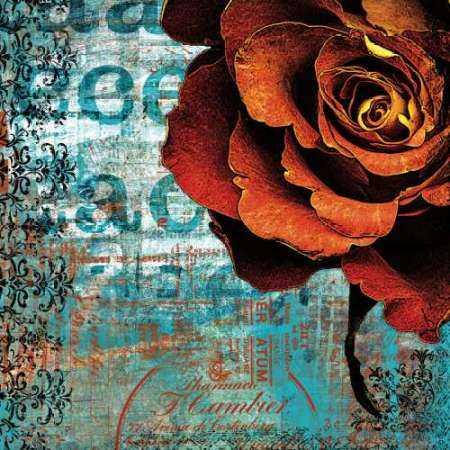 Graffiti Rose