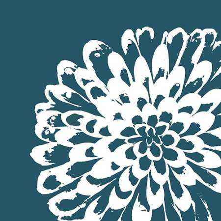Graphic Flower 1