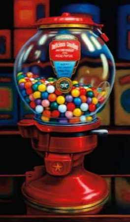 Gumball Machine IV