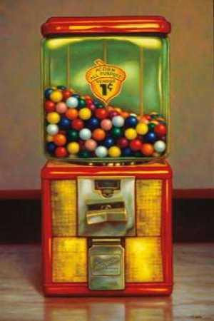 Gumball Machine X