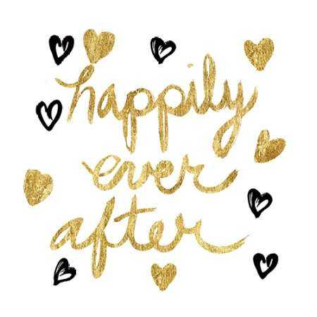 Happily Ever After! Gold