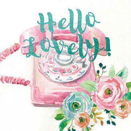 Hello Lovely!