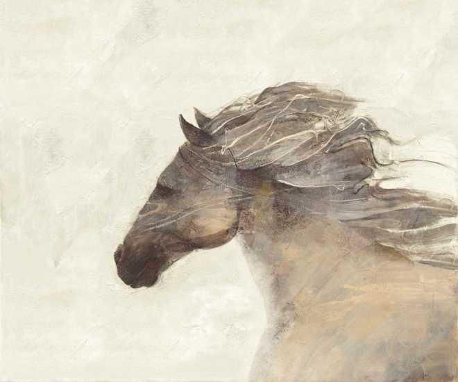 Into the Wind Ivory by Albena Hristova