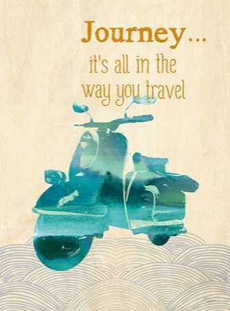 Its All In The Way You Travel