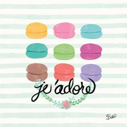 J adore Macarons