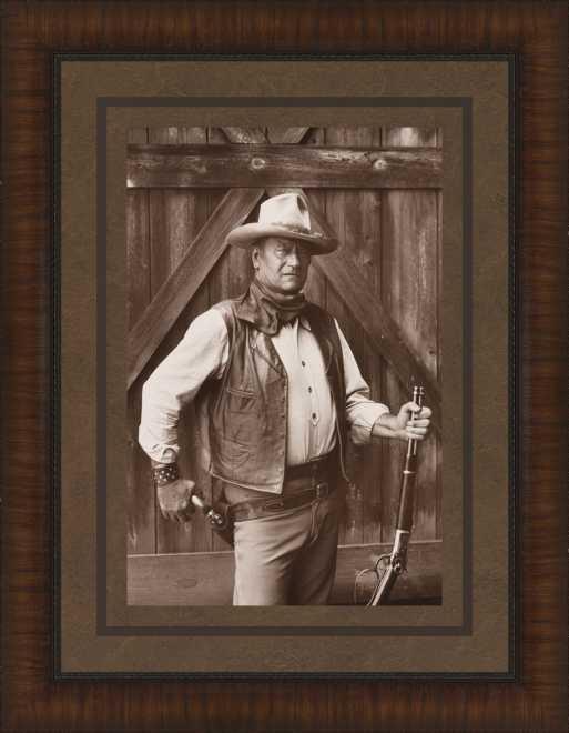 John Wayne by Bob Willoughby