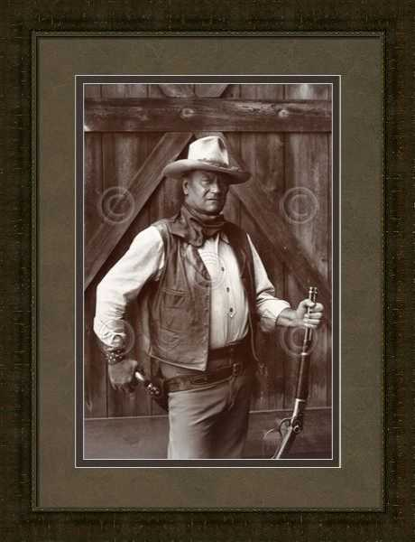 John Wayne The Cowboy