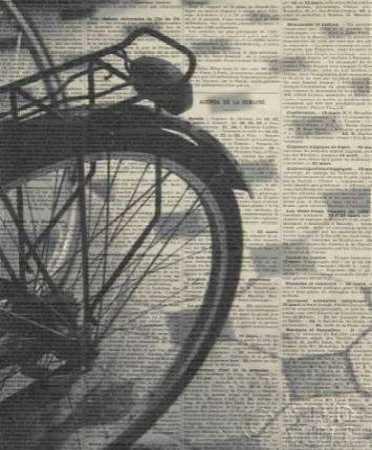 La Bicyclette III - Crop