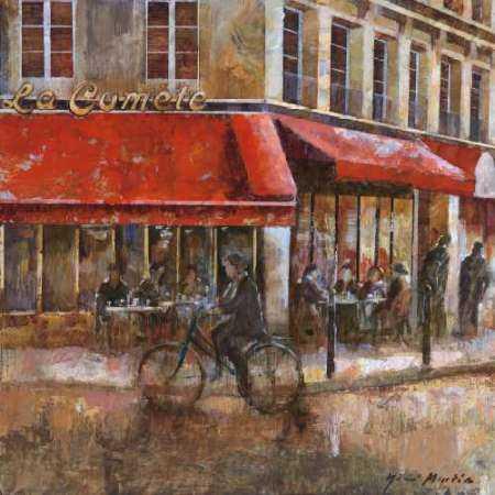 La Comète Paris