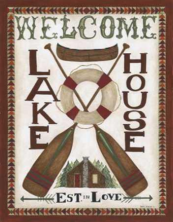Lake House Welcome