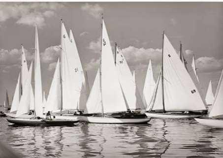 Larchmont Race Week 1946