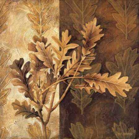 Leaf Patterns I