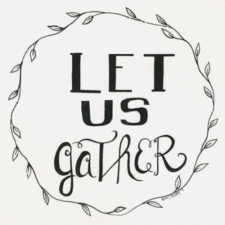 Let Us Gather Wreath