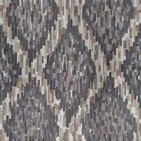 Linear Ikat-Black