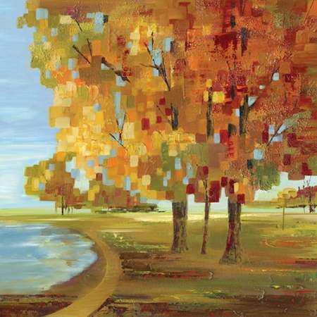 Mosaic Landscape II