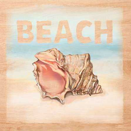 Natural Ocean Beach