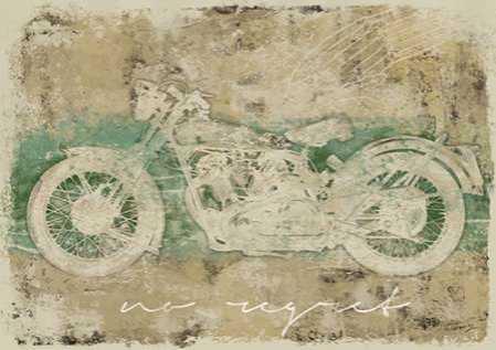 NO REGRET MOTORCYCLE