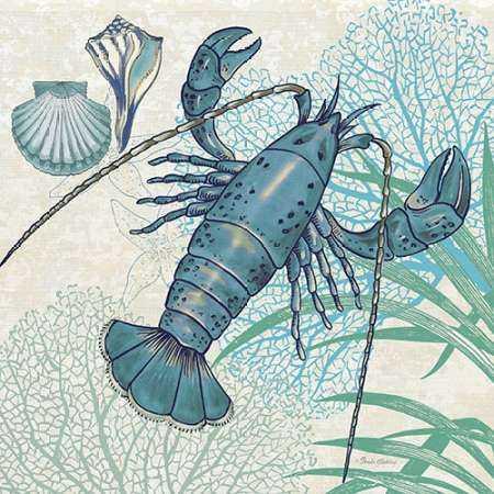 Oceana Indigo Sea Life I