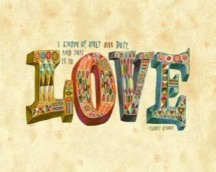 One Duty Love