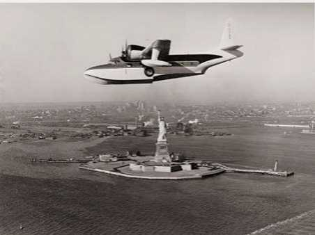 Over Liberty 1946