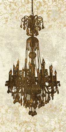 Panneau Chandelier II